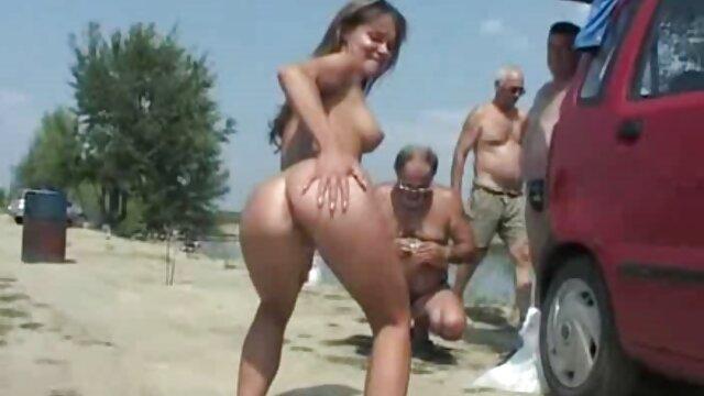 Primer anal para anal en español latino bastante rubia eurobabe